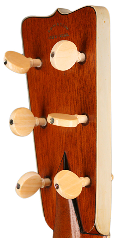 Tuner Sandwich - Tuners on Martin Guitars