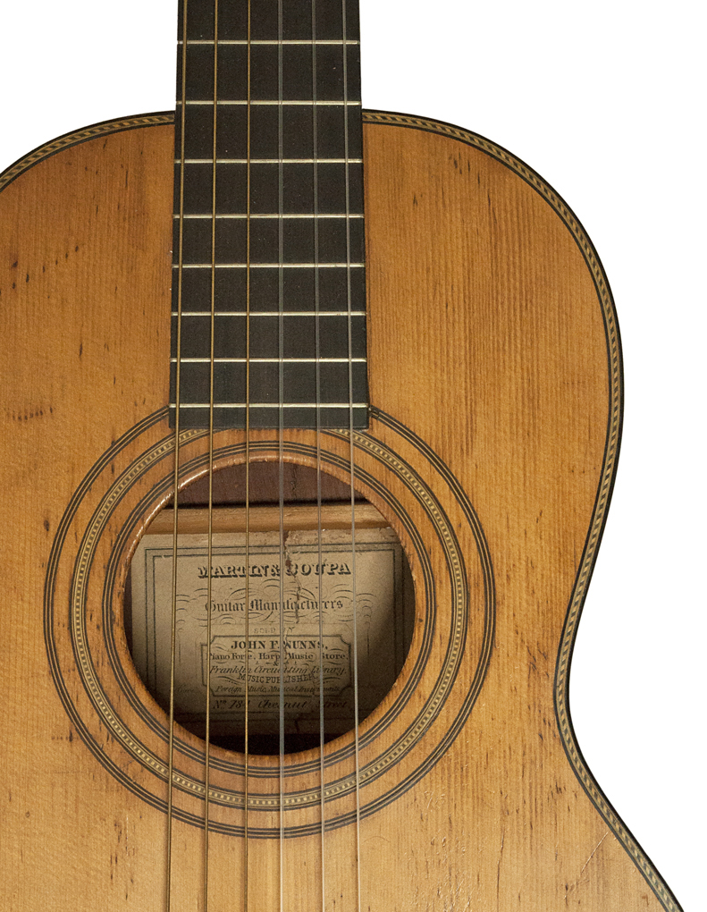 Dating martin guitars by serial number